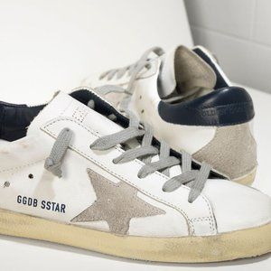 Golden Goose Superstar DUPES Leather Sneakers 6